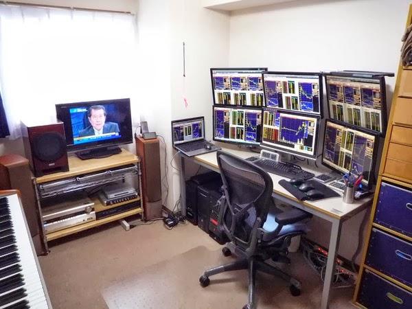 第一次買股票就股市崩盤: 打造自己專業的看盤室