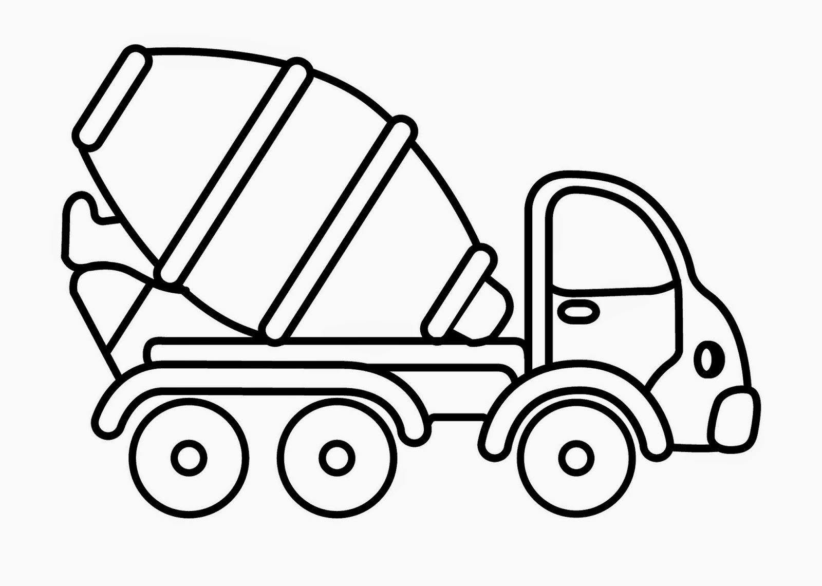 tonka vehicle coloring pages - photo #45