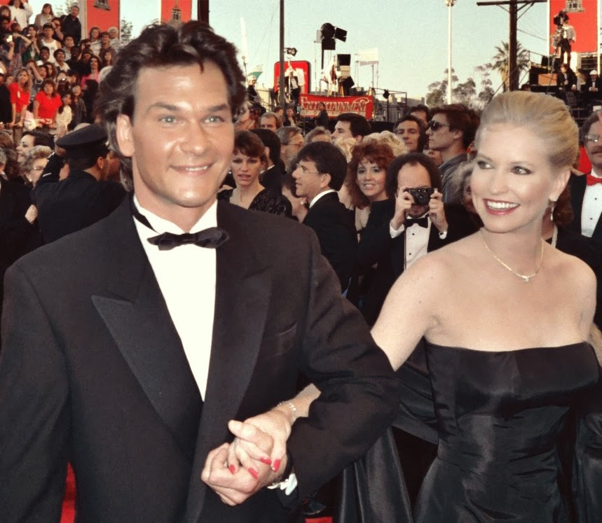 Josie's Juice: Patrick Swayze's Widow Lisa Niemi Engaged ...