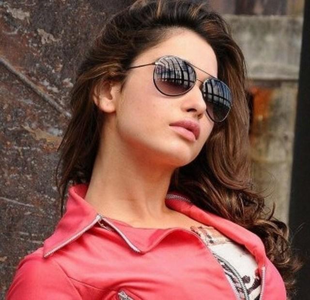 Stylish Tamanna Bhatia hot Photos with Glasses