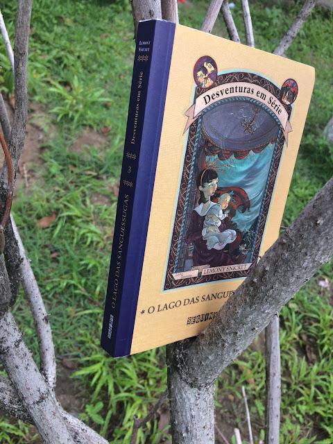 Resenha do Livro O lago das sanguessugas