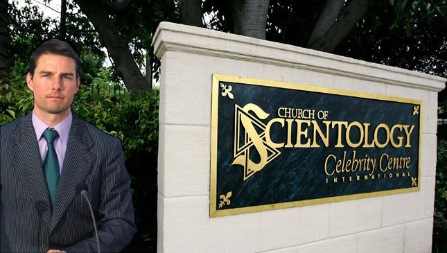 Tom Kruisi në Kishën e Shkencologjisë