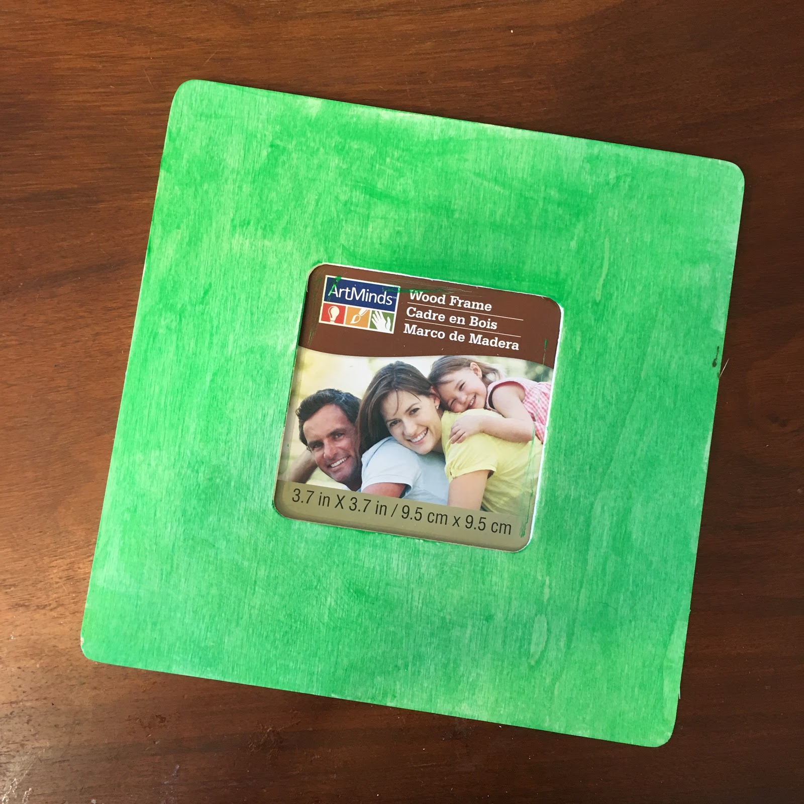 bybmg: DIY St. Patrick\'s Day Frame: Lucky to Be Blessed