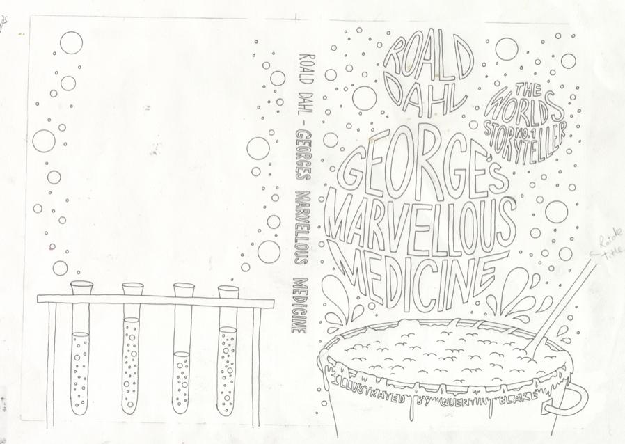 Final Major Project: George's Marvellous Medicine