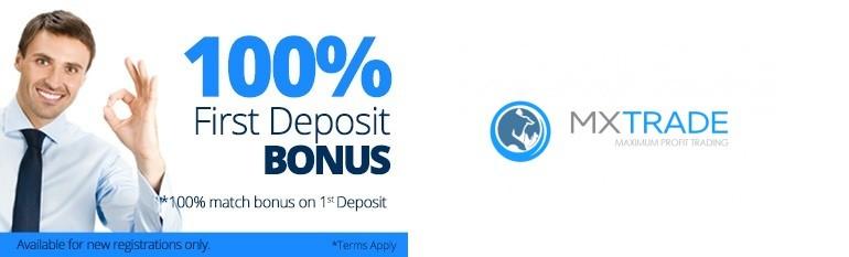 Forex welcome bonus account