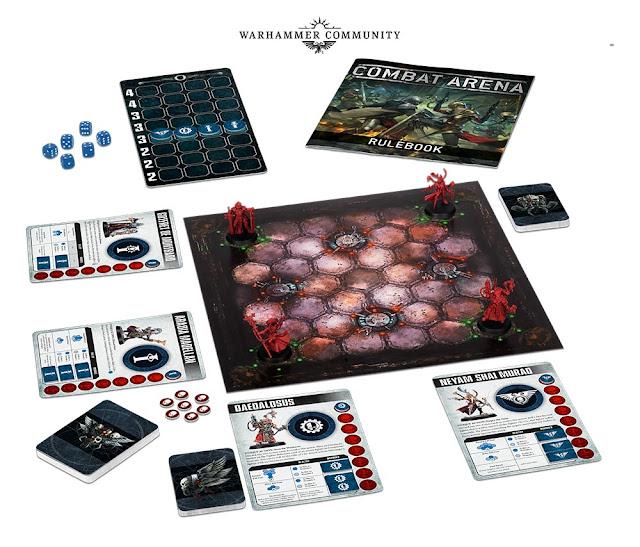 Combat Arena Warhammer 40,000