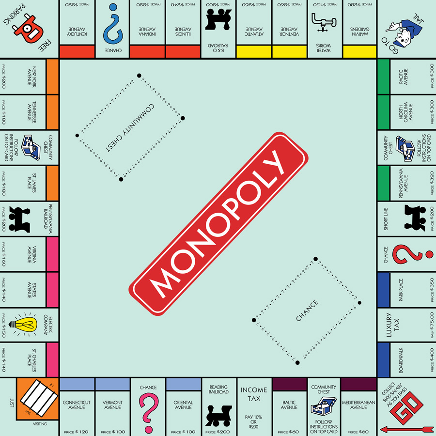 What Didn't Kill Me: let's talk about Monopoly.