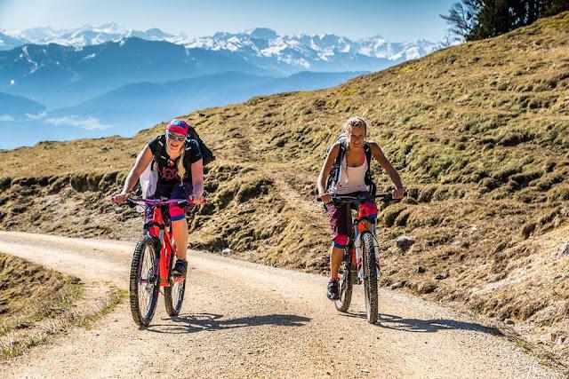 Touren über 1.000 hm mit dem Mountainbike