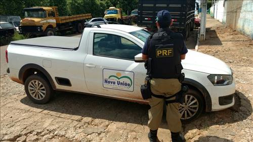 Servidor é preso por utilizar veículo público para serviço particular