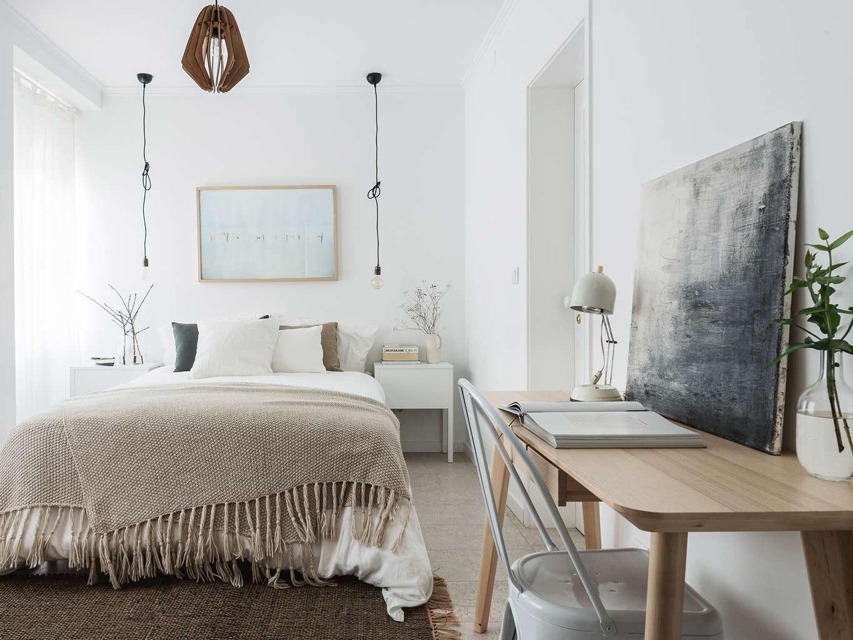 Decordemon apartment in lisbon with a scandinavian touch for Universidades con habitaciones