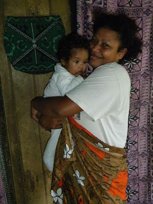 Fijian Mum