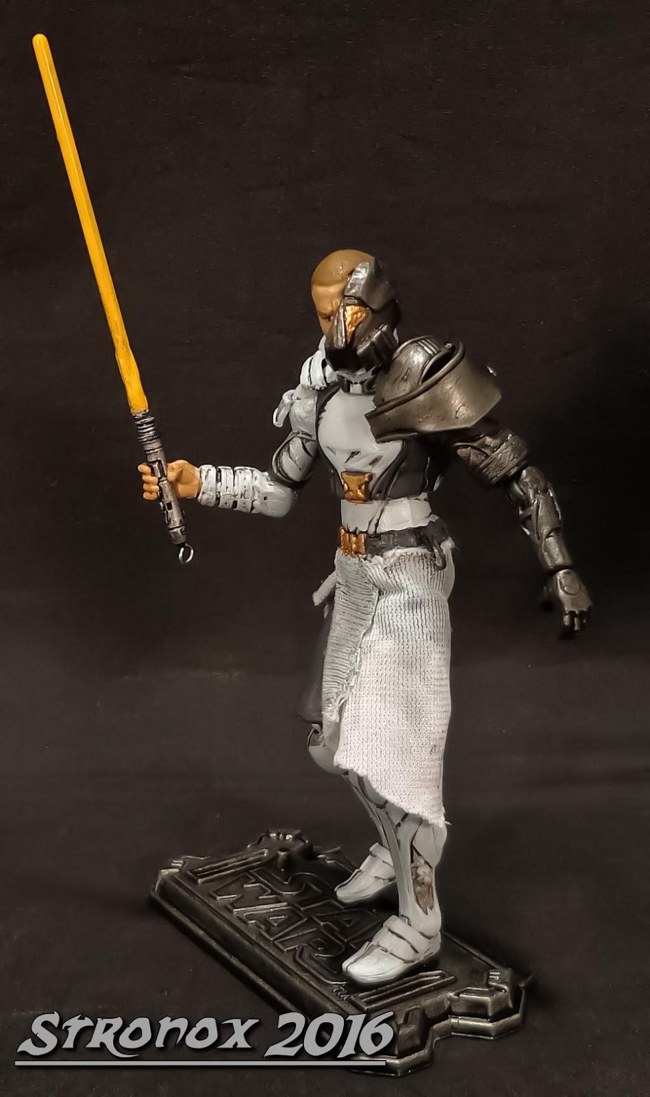 Stronox Custom Figures: Star Wars: Prince Arcann