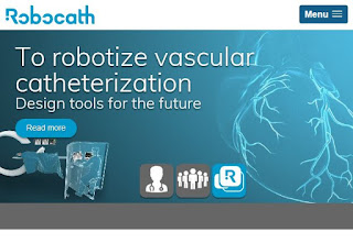 Robocath Develop Device To Make Interventional Cardiology Safer