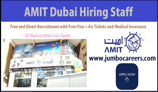 Current Dubai vacancies for office jobs, About the jobs salary and benefits,