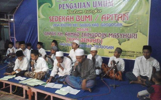Contoh MC Pembawa Acara Majlis Talim atau MC Pengajian