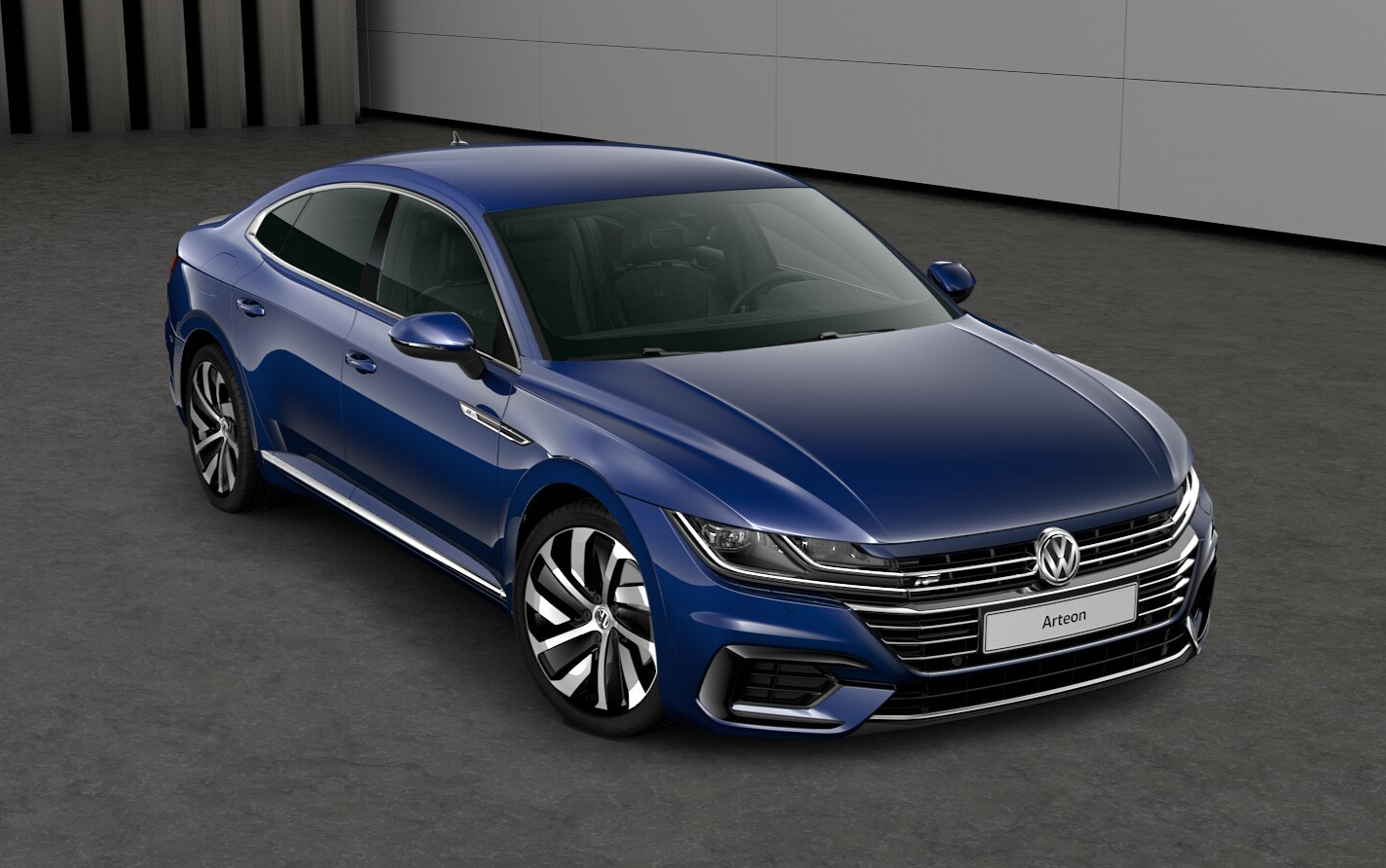 Volkswagen Arteon 2018 Couleurs Colors