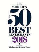 The San Pellegrino world's 50 best restaurants is one of many lists published of top restaurants