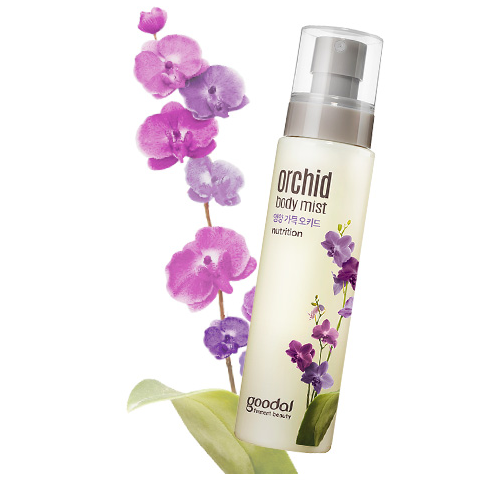 Goodal Orchid Body Mist