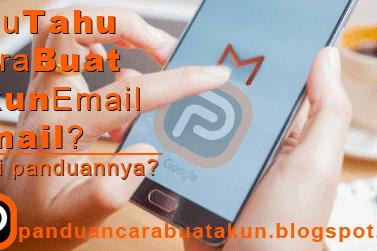 13 Langkah Cara Buat Akun Email Gmail di HP Android