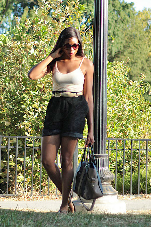 OOTD| High Waist Style without the High Price