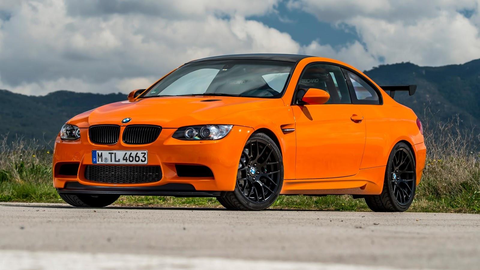 BMW M3 GTS - 2010
