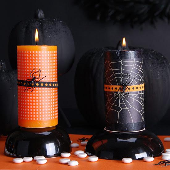 Halloween Centerpiece Ideas: Modern Furniture: 2013 Clever Halloween Centerpieces