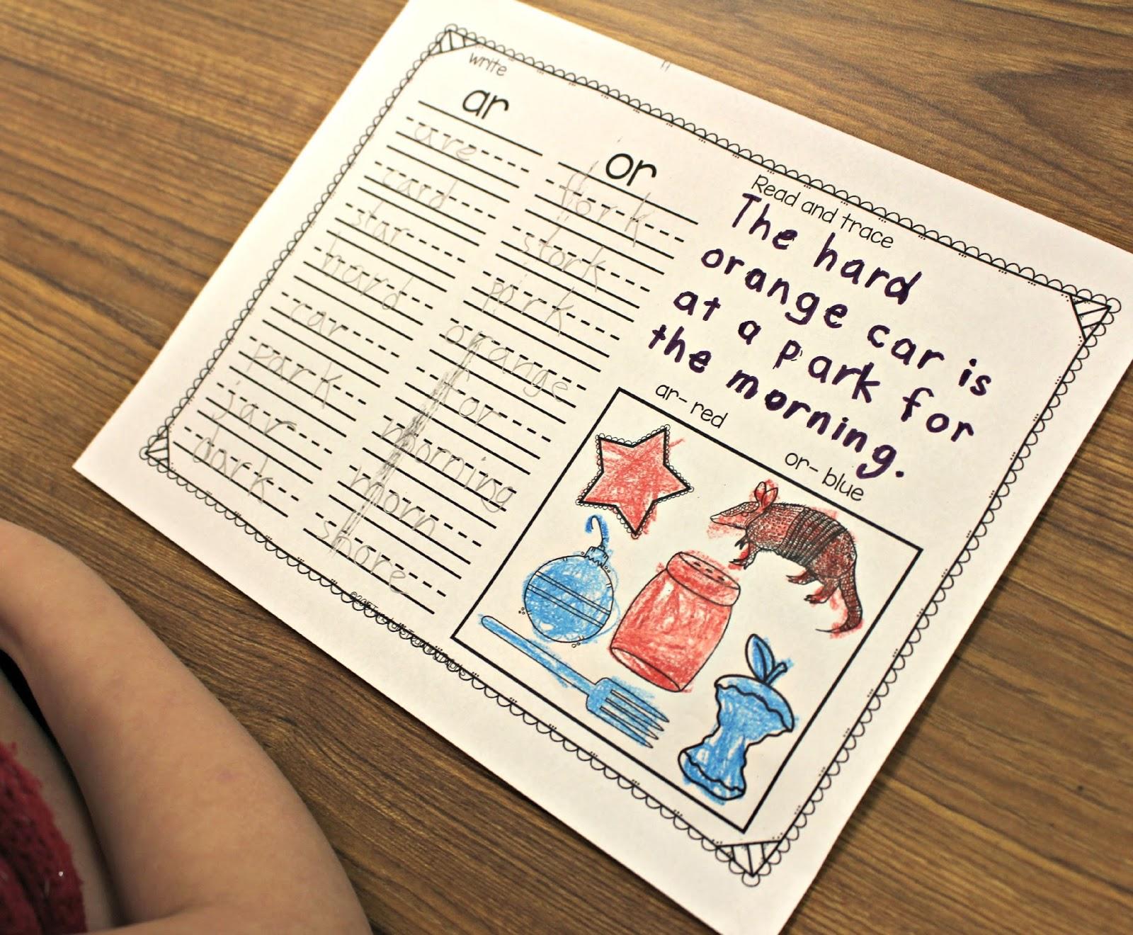 Lesson Planning Ideas Teaching Phonics