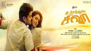 [2016] Uchathula Siva HD DVD Tamil Movie Online