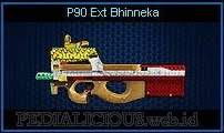 P90 Ext Bhinneka