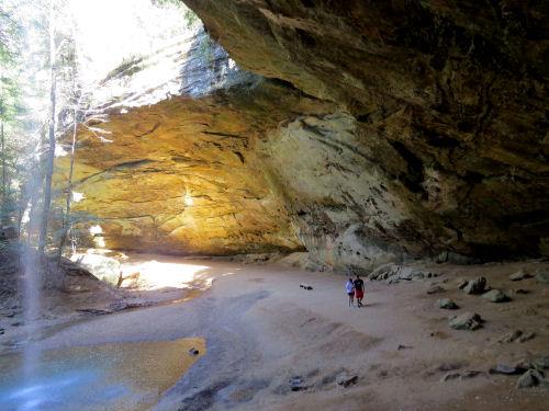 Ash Cave, Hocking Hills, Ohio