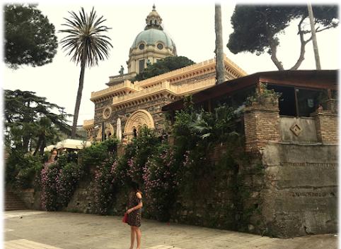 Sycylia: Mesyna, Savoca, Taormina, część 2
