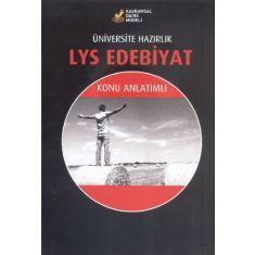 Eksen LYS Edebiyat Konu Anlatımlı