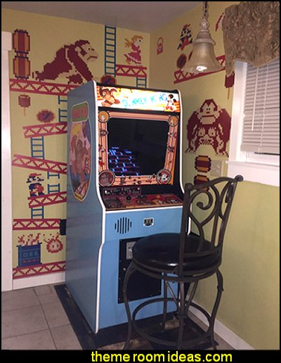 Donkey Kong Wall Stickers