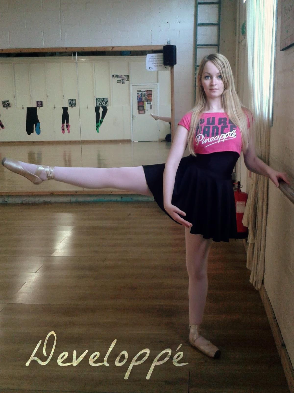 The Nimble Mouse Ballet Basics Developp 233