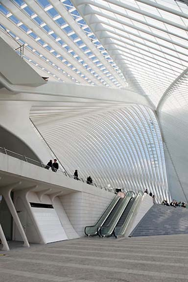Interior Design Ron Arad And Santiago Calatrava In Li 232 Ge