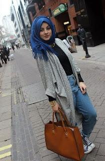 baju islamic modern design masa akhir-akhir ini