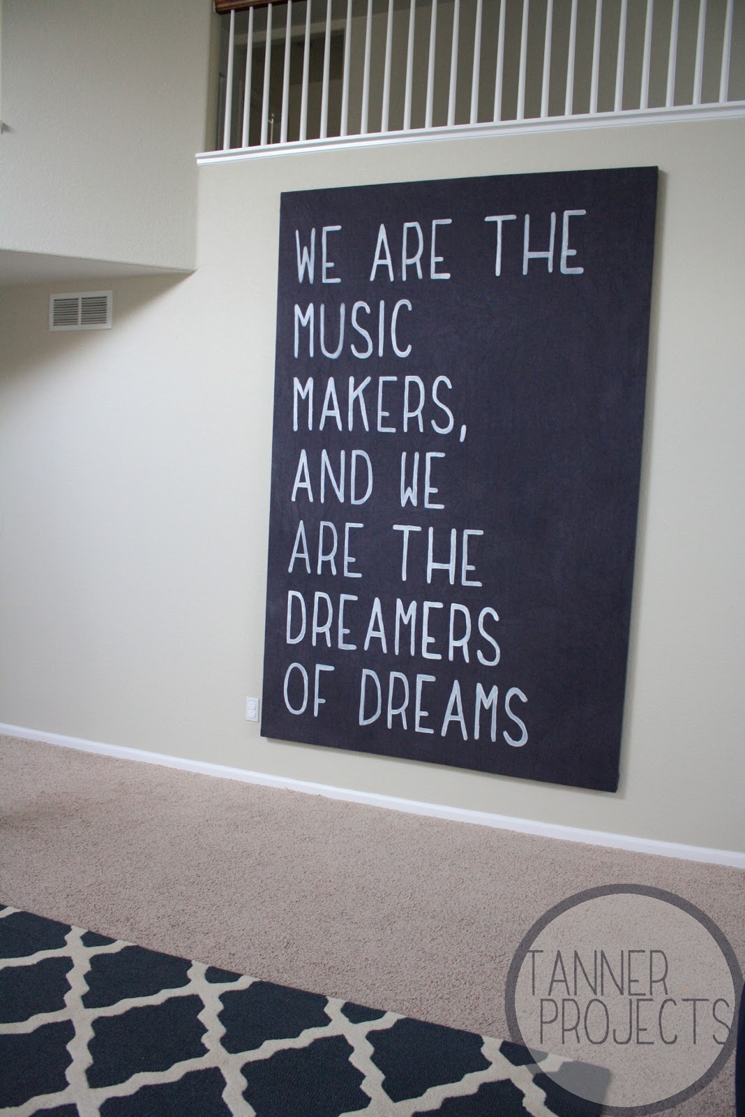 Diy Canvas Wall Art Quotes Diy Canvas Quotes Art Quotesgram
