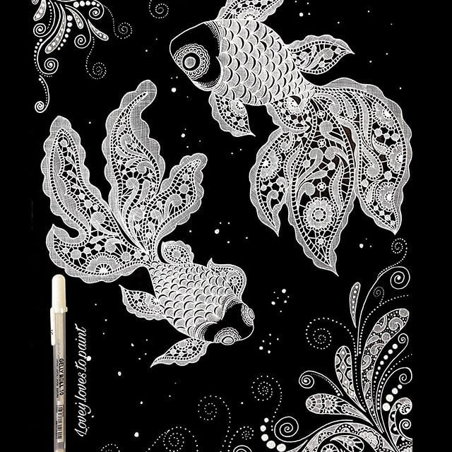 07-Crochet-Goldfish-Lovey-www-designstack-co
