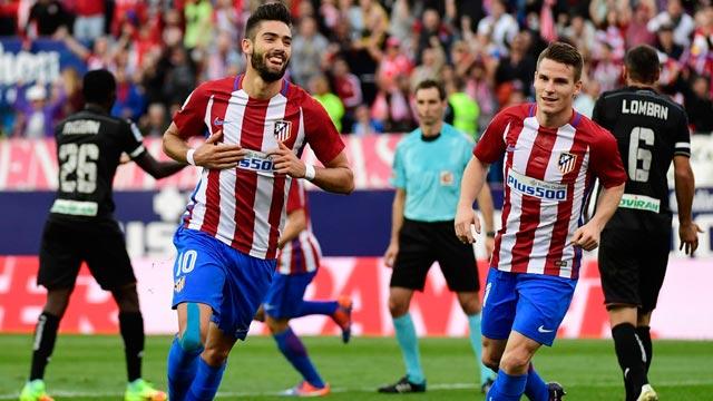 [Video] Cuplikan Gol Atletico Madrid 7-1 Granada (Liga Spanyol)