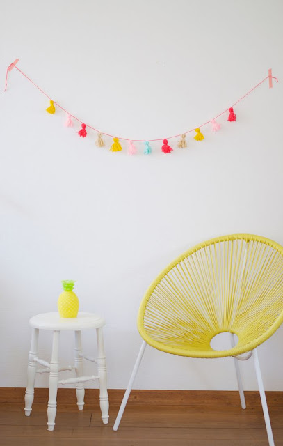 10 Gorgeous DIY Tassel Projects /// Design Fixation