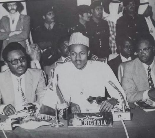 index Throwback photo of President Buhari