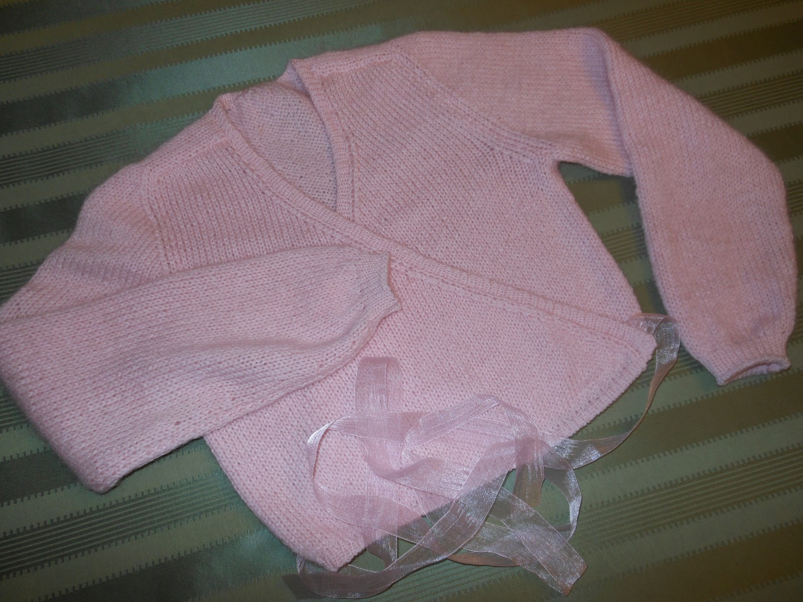 Favoloso Penso a Me: Incrociatina (o scaldacuore) a maglia 14/16 anni DF22