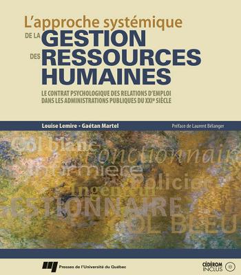 L'approche systématique de la gestion des ressources humaines PDF