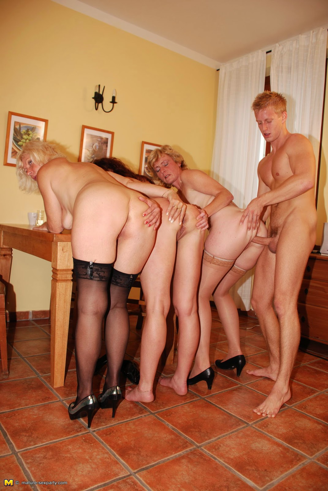 Free Mature Party 92