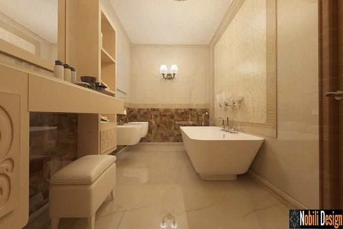 Design interior baie casa clasica Bucuresti - Amenajari interioare Bucuresti