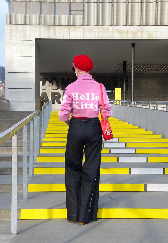 Damur, GCDS streetwear, Zurich fashion blogger