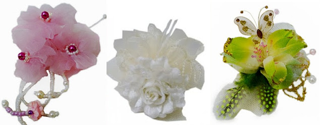 bridal wear hairpieces