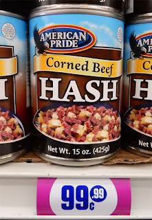Corned Beef Hash - Deal of the Day