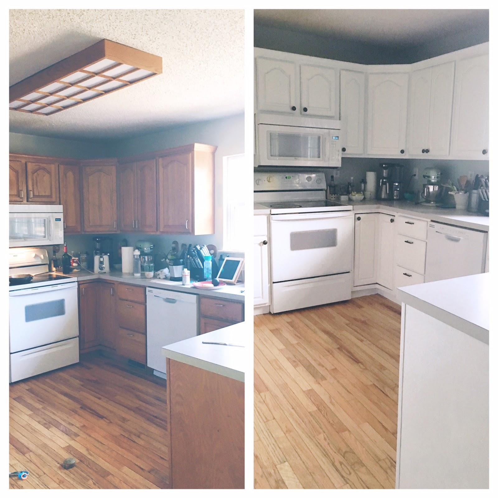 Five Happy Yolks Kitchen Renovation For Under 500