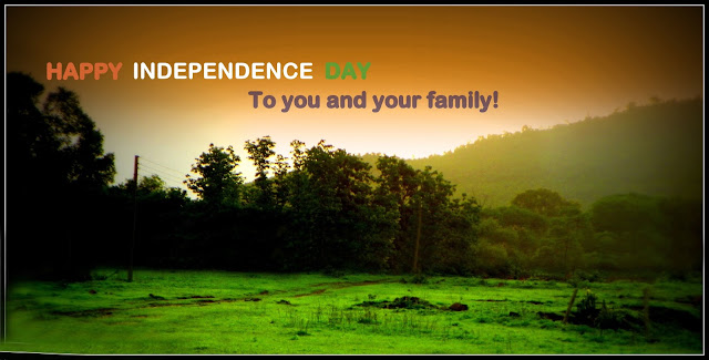 Happy Independence Day 2017 Wishes, Sms, Greetings & Status